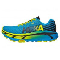 Cushioned & Protective Trail Running Shoes