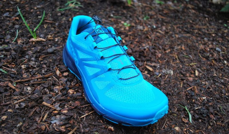 First Look: Salomon Sense Ride Trail-Running Shoe