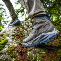 The Tech Story Behind Hoka's Big New Hiking Boots