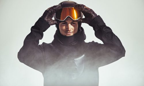 Julbo's helmet & goggle pairing offers perfect skier protection