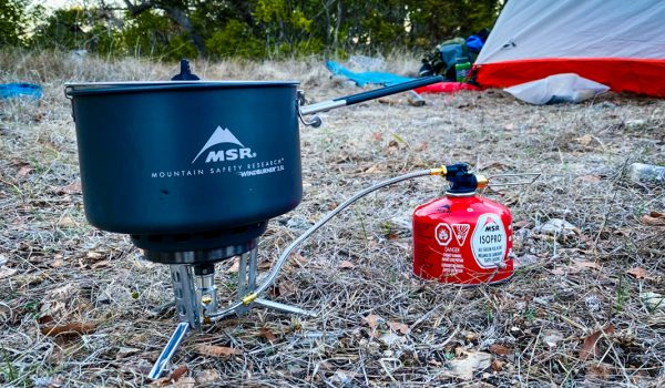 Review: The MSR Windburner Stove System Combo