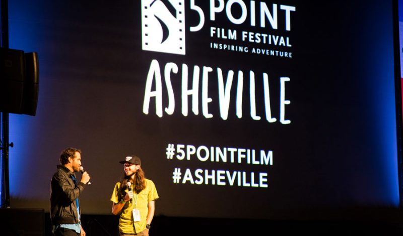 5Point Adventure Film Festival Returns to Asheville October 6-8