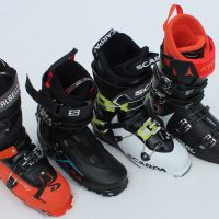 Best Alpine Touring Ski Boots of 2019