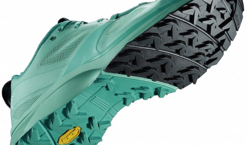 Arc'teryx Unveils First Ever Trail Running Shoe