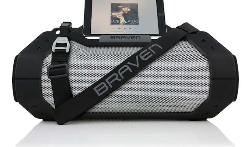 Braven's BRV-XXL Bluetooth Speaker Promises and Delivers Big Sound