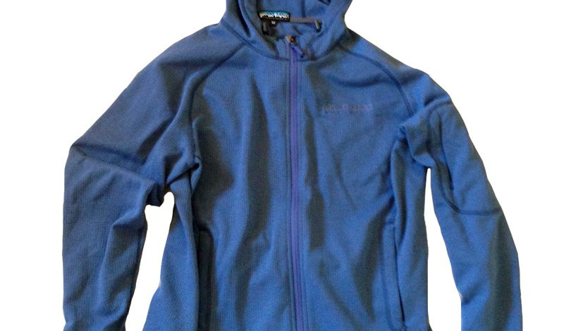 Gear Ticker: Brooks-Range Quikdash Hoody