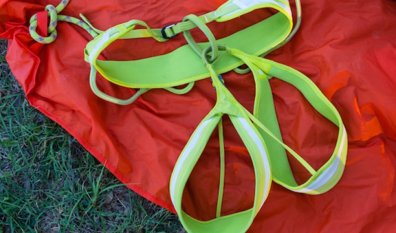 First Look: Edelrid Ace Climbing Harness Review