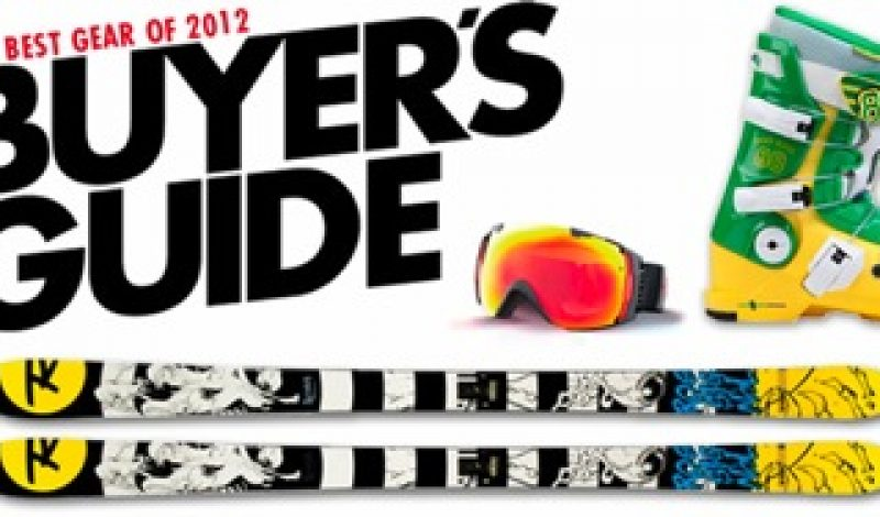 Freeskier Buyer's Guide Goes Big