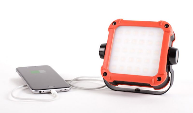 Gear Aid Announces Line of Rechargeable LED Lights & Power Stations