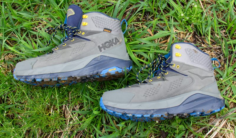 First Look: Hoka's Big, Fat, Featherweight Hiking Boots