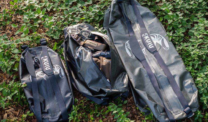 First Look: Kuiu Taku Gear Bags