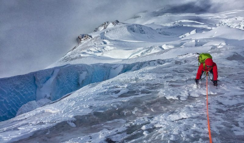 Alpine Climbing Gear Tested on Mount Baker