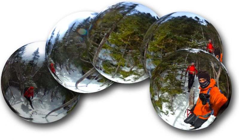 This Service Prints Your Panoramic Photos on 3D Spheres