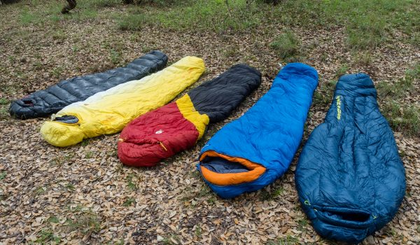 The Best 20 Degree Sleeping Bags Under Two Pounds