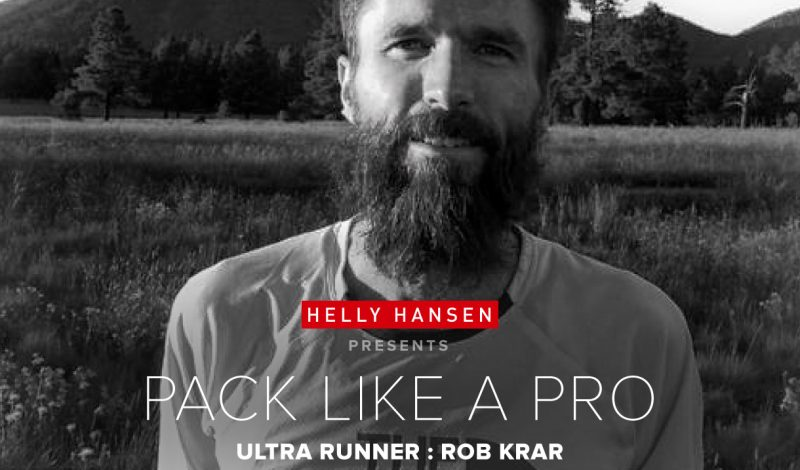 Pack Like a Pro: Running with Rob Krar