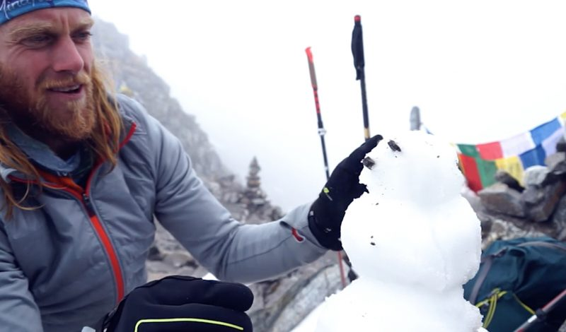 Snowman Trek FKT: The Gear Behind the Film and Crazy Hike