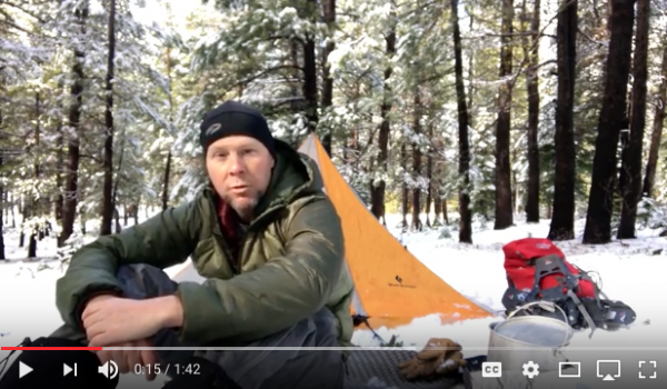 Leatherman Real Life Stories From the Field: Camping Stove Tester Craig Rowe