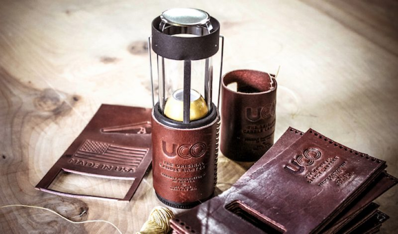 Let The UCO Special Edition Candle Lantern Light Up Your Campsite