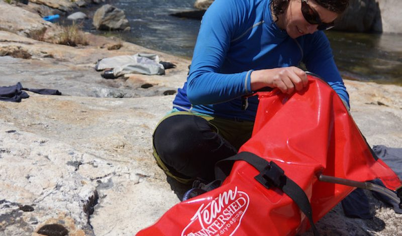 Pack Like a Pro: Paddling with Gareth Tate