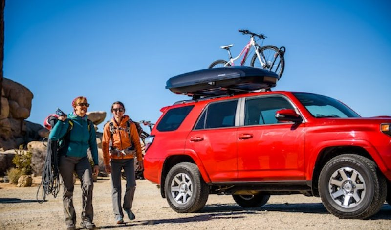 Yakima Brings Ease of Use, Better Aerodynamics to Roof Rack Line-Up