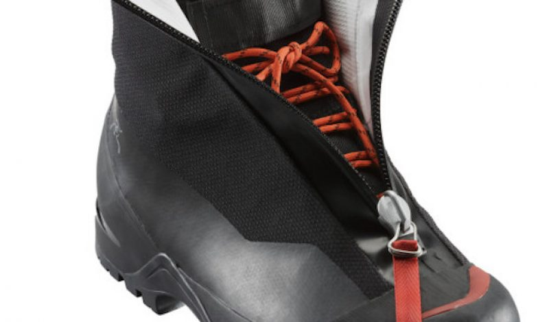 Arc'teryx New Mountaineering Boot Was Made to Go Light and Fast