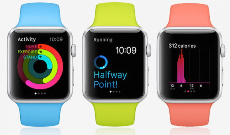 The Apple Watch as a Fitness Accessory