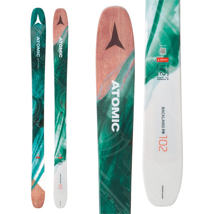 Atomic Backland 102 W Skis