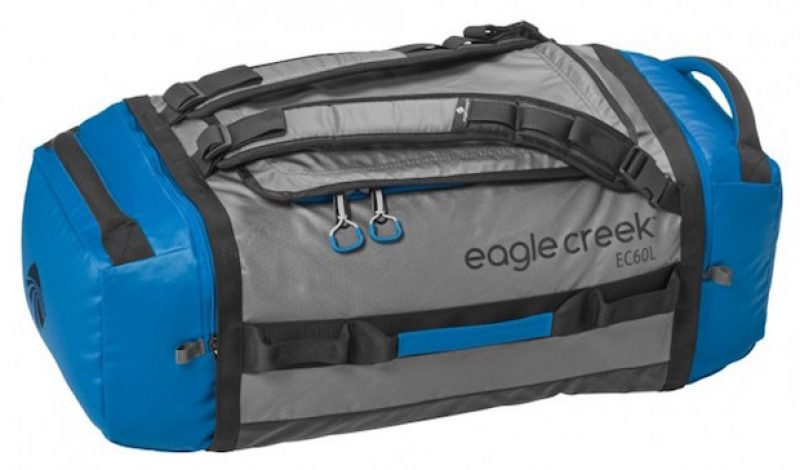 Eagle Creek's Cargo Hauler Duffels Are Built for Active Travelers