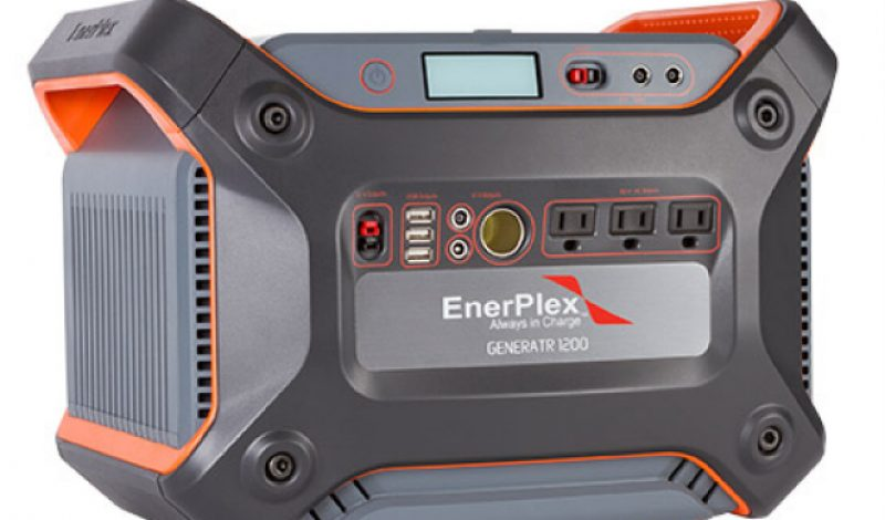 Meet the EnerPlex Generatr Y1200