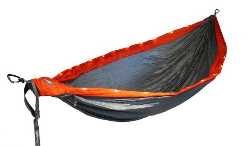 Eagles Nest Outfitters Gives The Simple Hammock an Upgrade