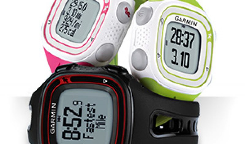 Garmin Forerunner 10: A GPS for the Masses