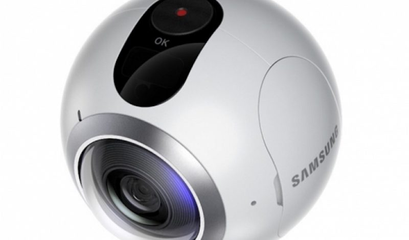 Samsung Enters the 360 Degree Video Market with New Camera