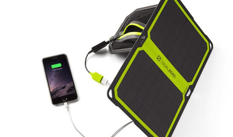 Goal Zero Updates Its Popular Nomad 7 Solar Panel