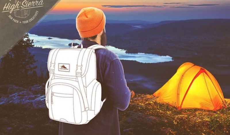 Design a Backpack, Win Cool Gear