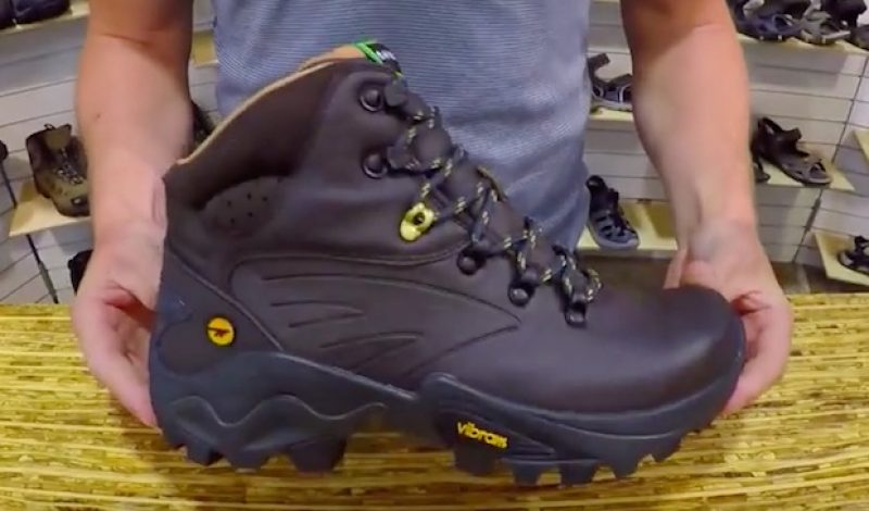 Video: Meet Hi-Tec's V-Lite Fasthike IWP Hiking Boot