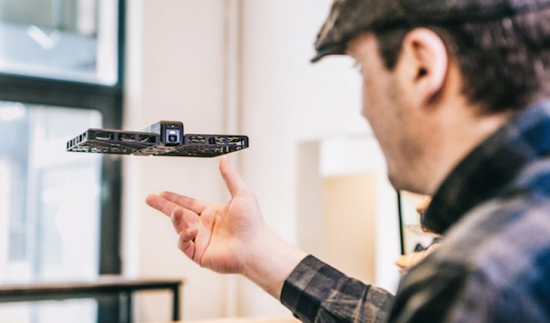 The Hover Camera Could be the  Drone for the Rest of Us