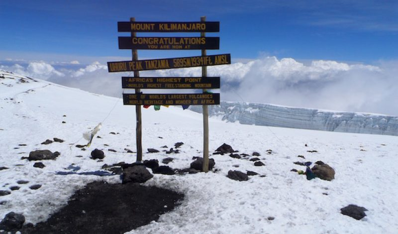 The Perfect Kit: Climbing Mt. Kilimanjaro