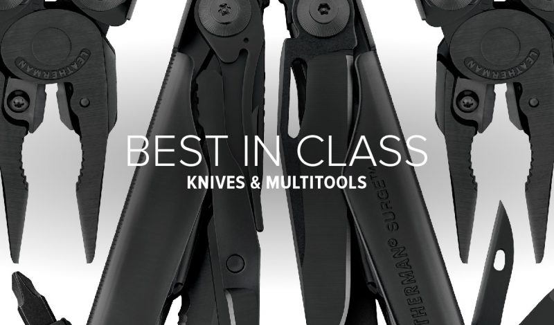 2014 Best in Class Winners — Knives & Multitools