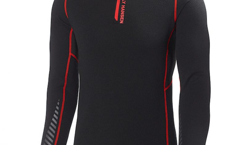 Video: Helly Hansen's Amazing Baselayer Hates Moisture