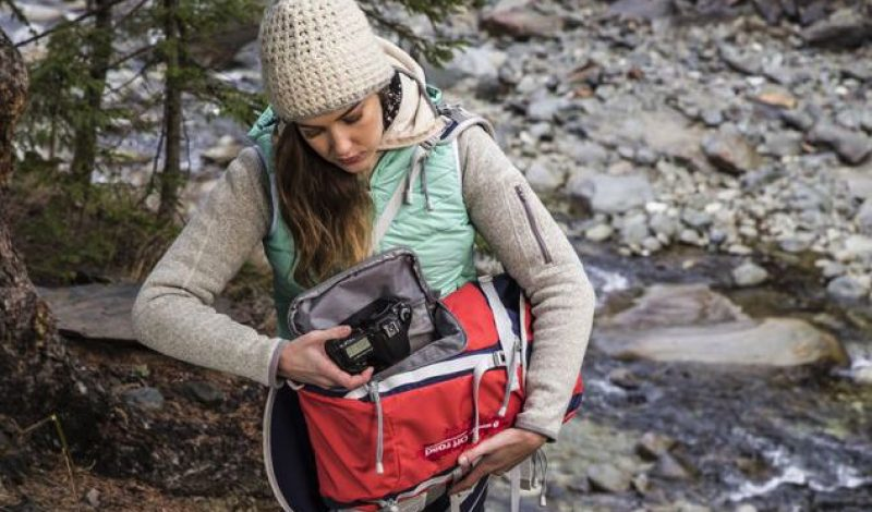 Outdoor Photographers Will Love This Backpack