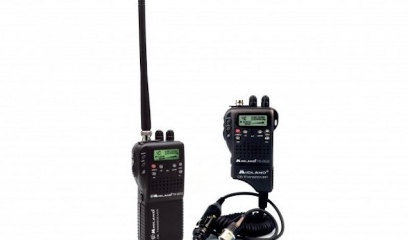 Communications on the Go with the Midland 75-822 Portable/Mobile CB Radio