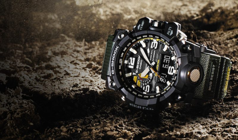 Casio Has Built A Watch That is More Durable Than You Are