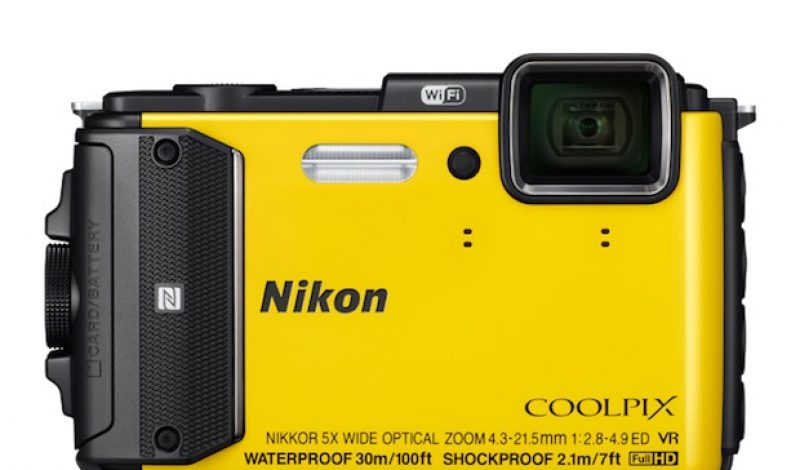 Nikon Has A Rugged Camera Built for the Outdoors