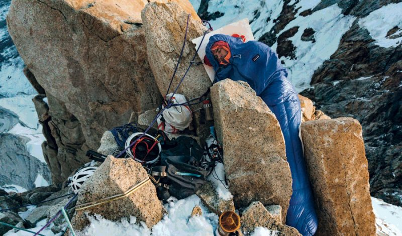 The Alpinist Wears No Clothes: New Patagonia High Alpine Kit Tested