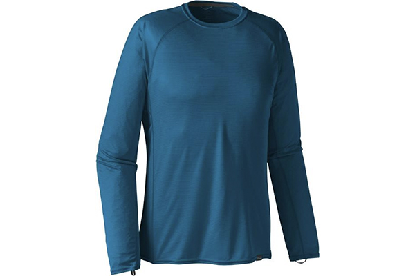 Patagonia Capilene Lightweight Long Underwear Crew Top