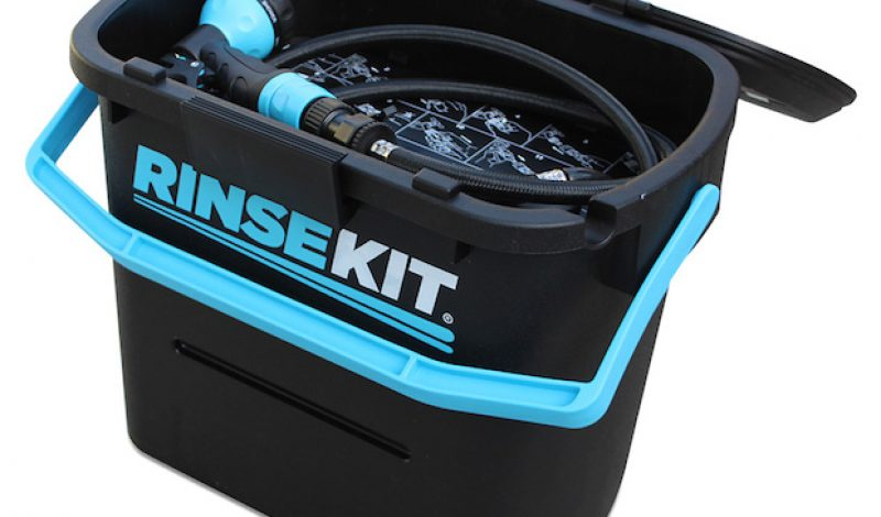 The RinseKit is a 'Must Have' for Outdoor Enthusiasts