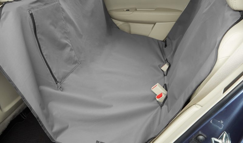 Ruffwear's Dirtbag keeps cars clean