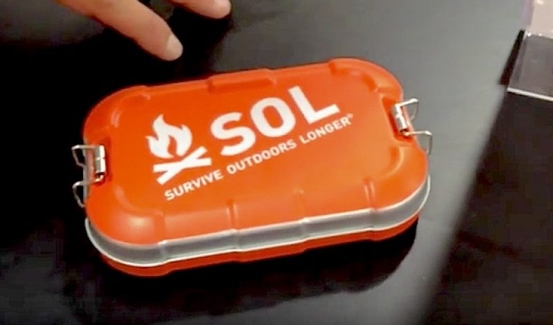 Video: Survive Outdoors Longer with the Traverse Survival Kit