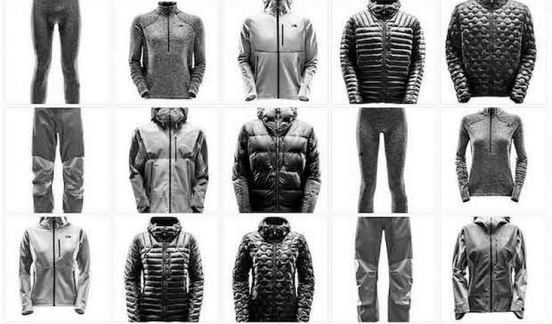 The North Face Relaunches Summit Series Line