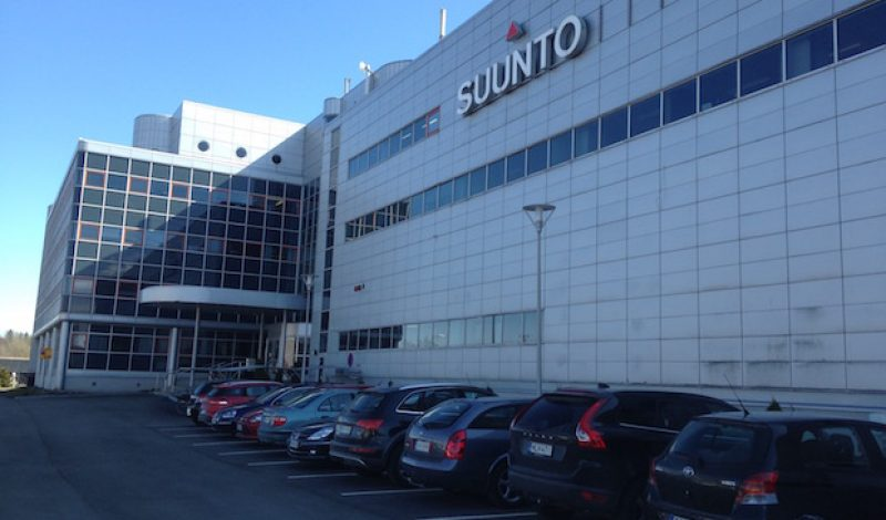Find your Bearing: A Visit to the Suunto Factory in Finland